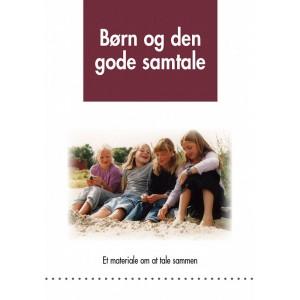 Børn og den gode samtale(bog). Skrevet af Gert Jessen. ISBN: 87-91659-19-1