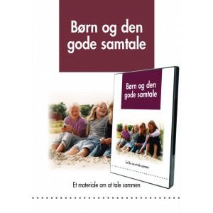 Børn og den gode samtale, som bog og dvd. Skrevet af Gert Jessen. ISBN: 87-91659-19-1