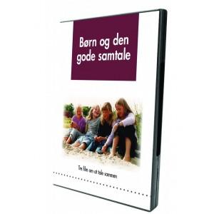 Børn og den gode samtale(DVD). Skrevet af Gert Jessen. ISBN: 87-91659-19-1