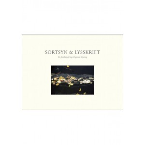 Sortsyn og Lysskrift skrevet af Inge Engholm Gjesing - ISBN: 9788791659317
