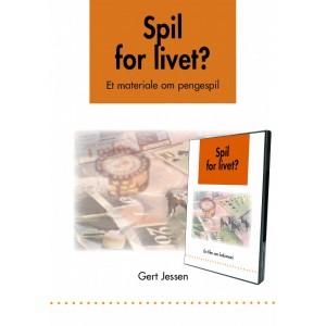 Spil for livet som både bog og dvd. Skrevet af Gert Jessen. ISBN: 87-91659-16-7