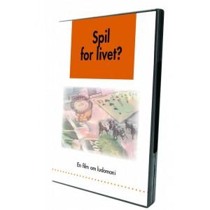 Spil for livet som DVD. Skrevet af Gert Jessen. ISBN: 87-91659-16-7