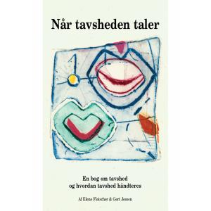 Når tavsheden taler. som bog. Skrevet af Elene Flischer og Gert Jessen. ISBN: 87-91659-24-8