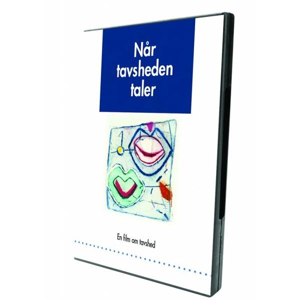 Når tavsheden taler. som DVD. Skrevet af Elene Flischer og Gert Jessen. ISBN: 87-91659-24-8