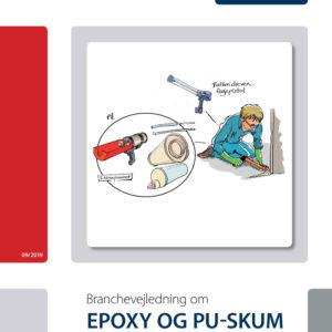 Epoxy og pu-skum fra lukkede emballager