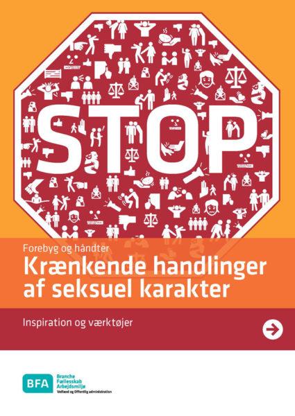 STOP - Krænkende handlinger af seksuel karakter