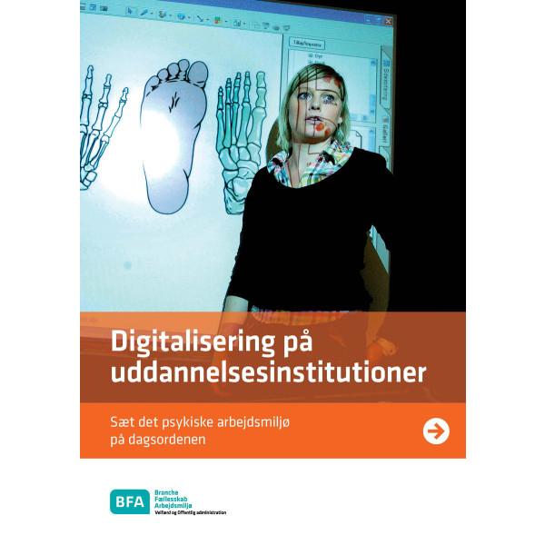 Digitalisering på uddannelsesinstitutioner